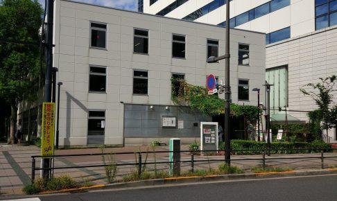 豊洲三丁目自転車駐車場